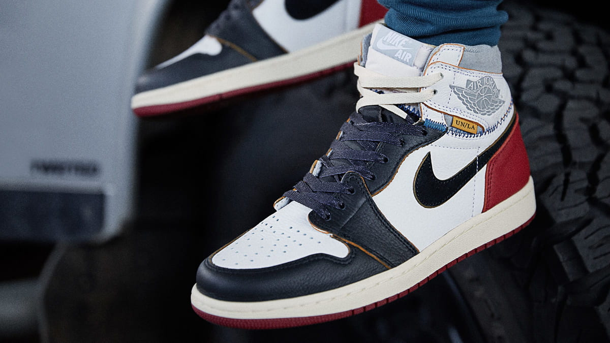 finest selection 4fe3a 22d79 Where to Buy the Union x Air Jordan 1 - HOUSE OF HEAT ...