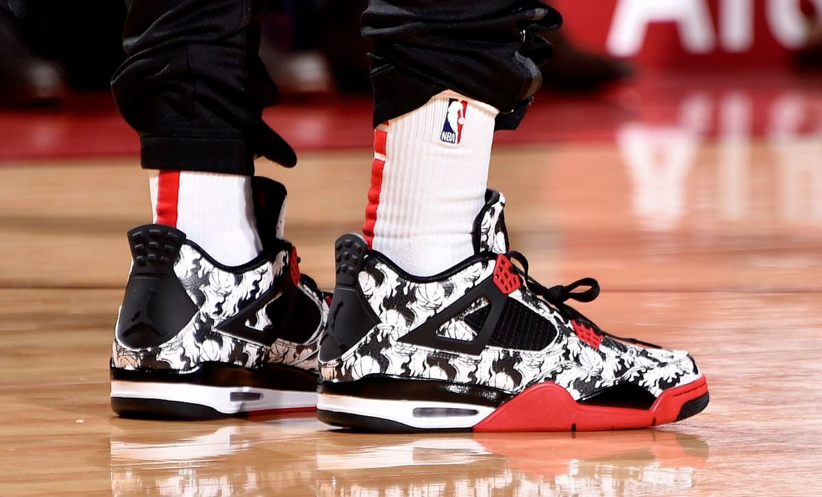 #HardwoodHeat // NBA Kicks of the Night