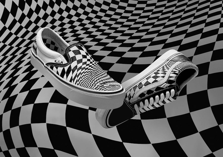 """Here's How to Get Your Hands on the END. x Vans """"Vertigo"""" Pack"""