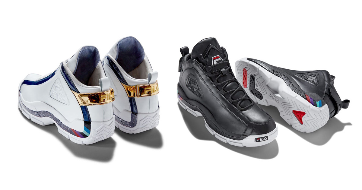 FILA Honor Grant Hill's Hall of Fame Induction With a Duo of GH2s