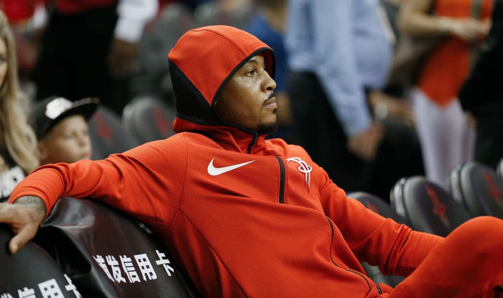 D'Antoni on Carmelo Anthony: 'It Wasn't Fair to Him'