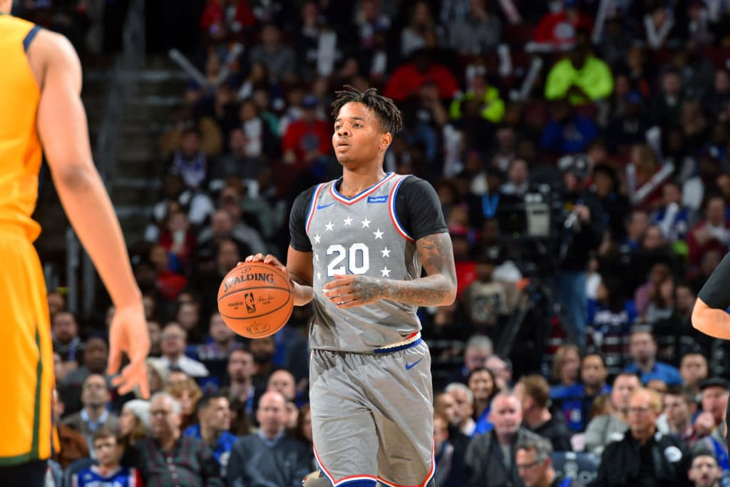 REPORT // Markelle Fultz Not in Sixers' Long-Term Plans