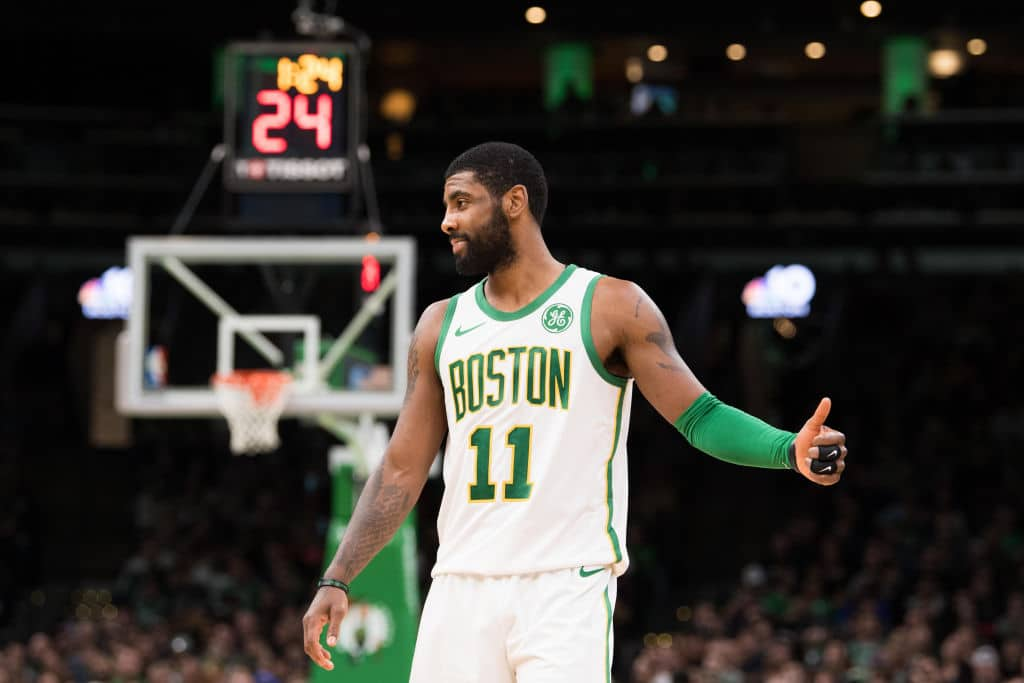 "Kyrie Irving: ""I Don't Celebrate Thanksgiving. Fuck Thanksgiving"""