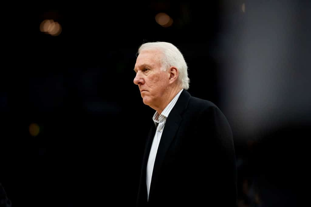 "Gregg Popovich: ""I've Hated the Three for 20 Years"""