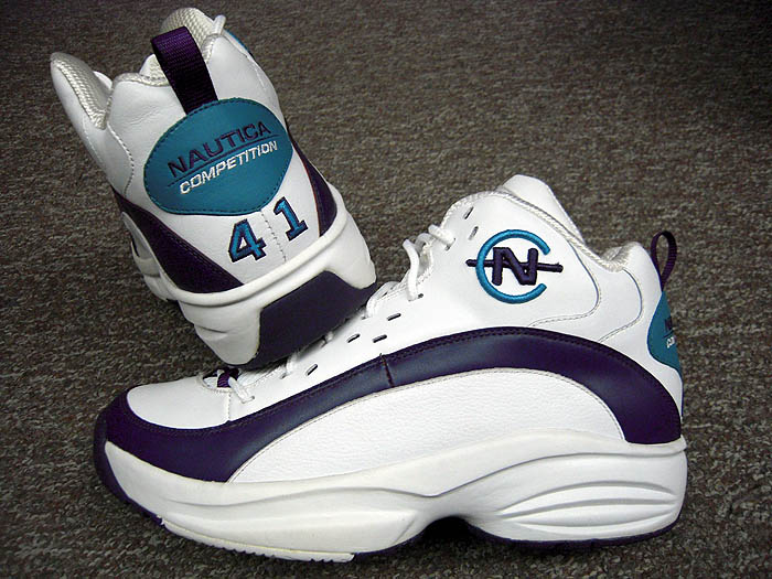 """Glen Rice had that """"Midday Tennis at the Nursing Home"""" drip. b7a9bf668"""