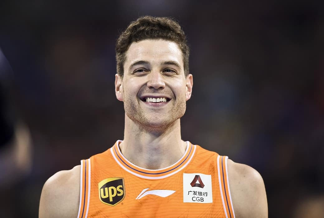 Jimmer Fredette Just Dropped an Insane 75 Points in China