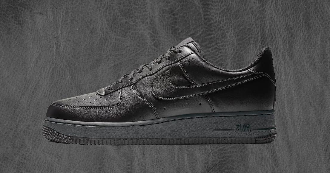 Nike's Sustainable Flyleather Hits the Iconic Air Force 1 Low