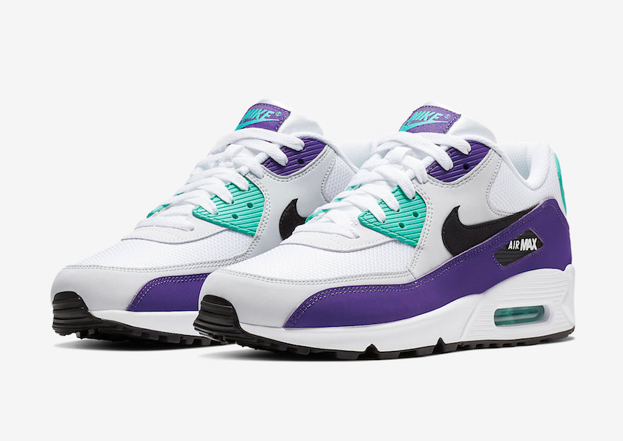 "Nike's Iconic ""Grape"" Colorway Escapes Again!"