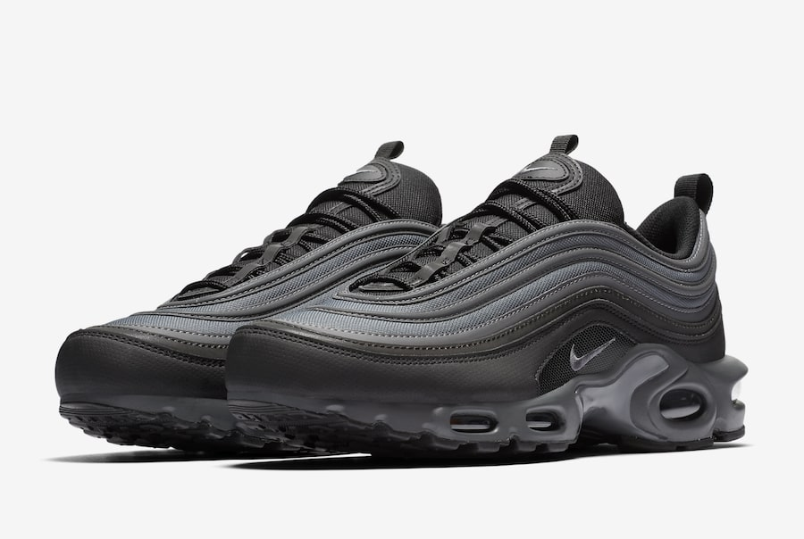 The Hybrid Air Max Plus 97 Arrives in Two Monochrome