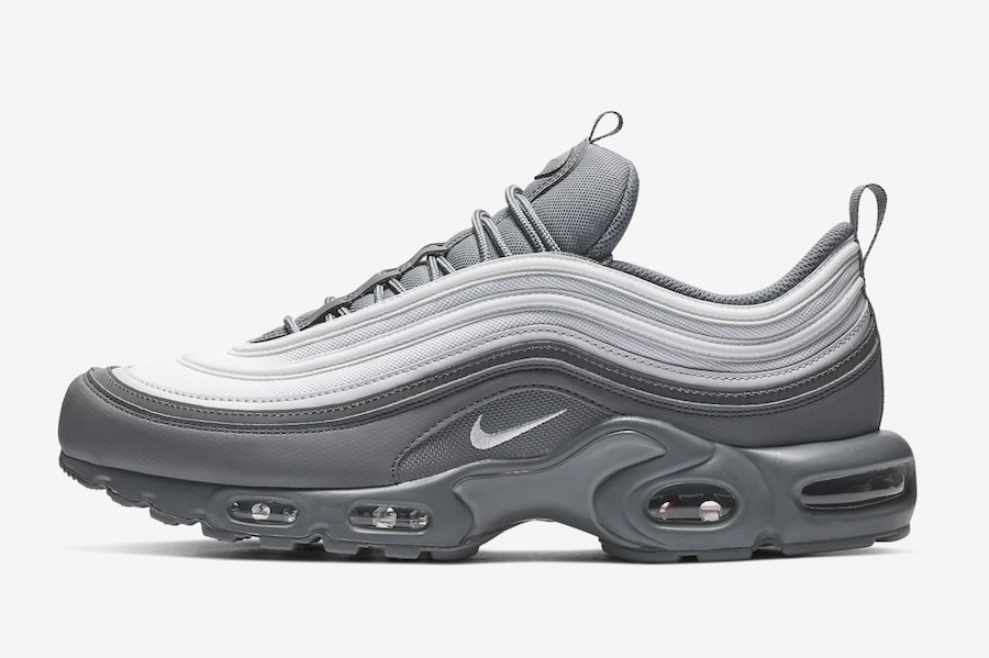 9fa204305cc8 The Hybrid Air Max Plus 97 Arrives in Two Monochrome Colorways ...
