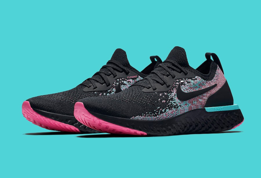 The Nike Epic React is Hitting South Beach for the Winter