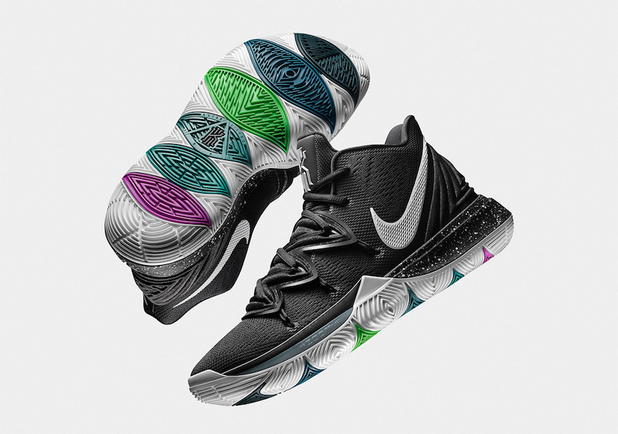 Nike Unveil the Kyrie 5