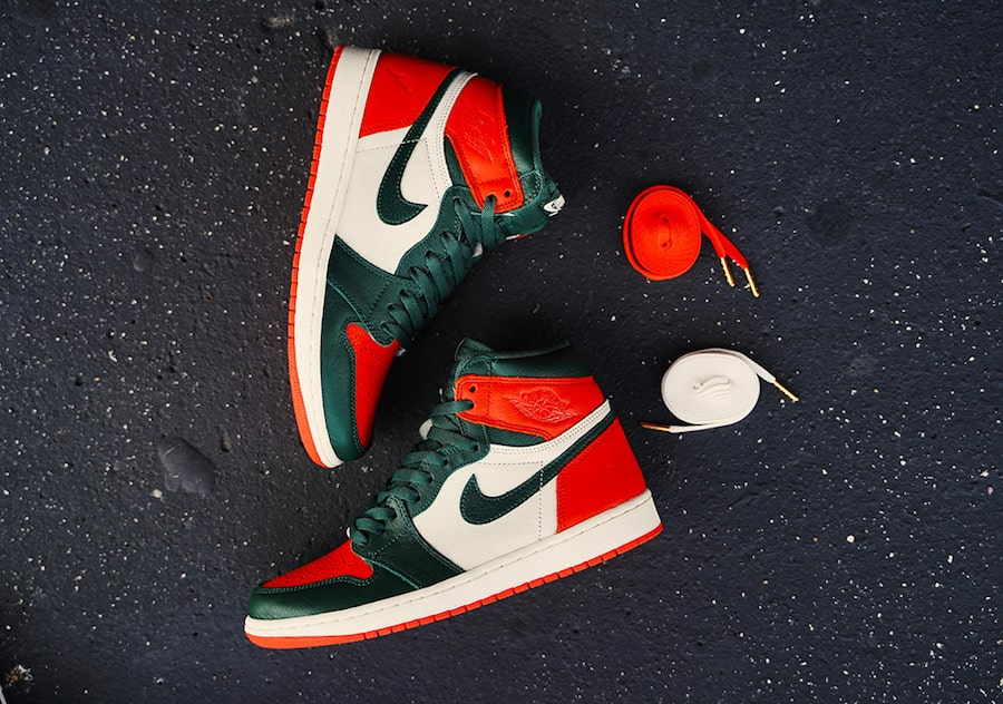 online retailer c29da 73d2f SoleFly Officially Unveil Their Air Jordan 1