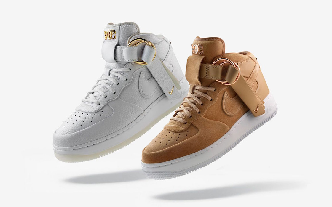 Victor Cruz's Air Force 1 Hits Nike SNKRS Next Week!