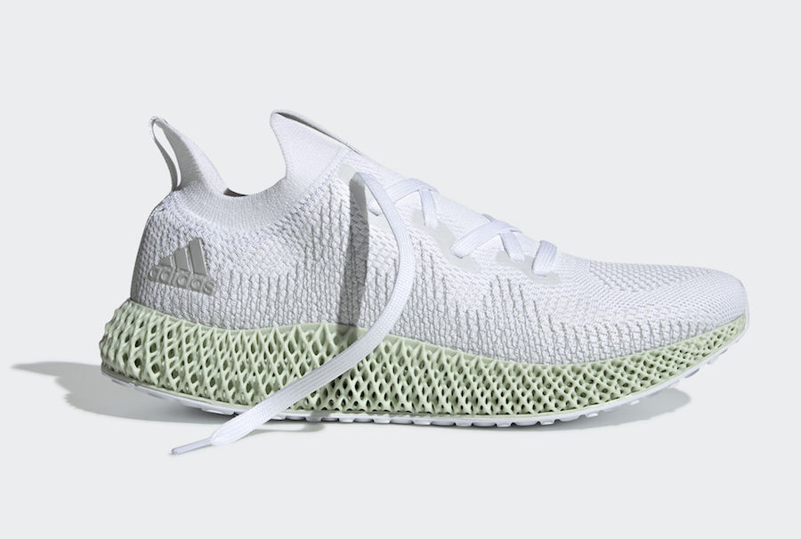 The White AlphaEdge 4D Releases Tomorrow