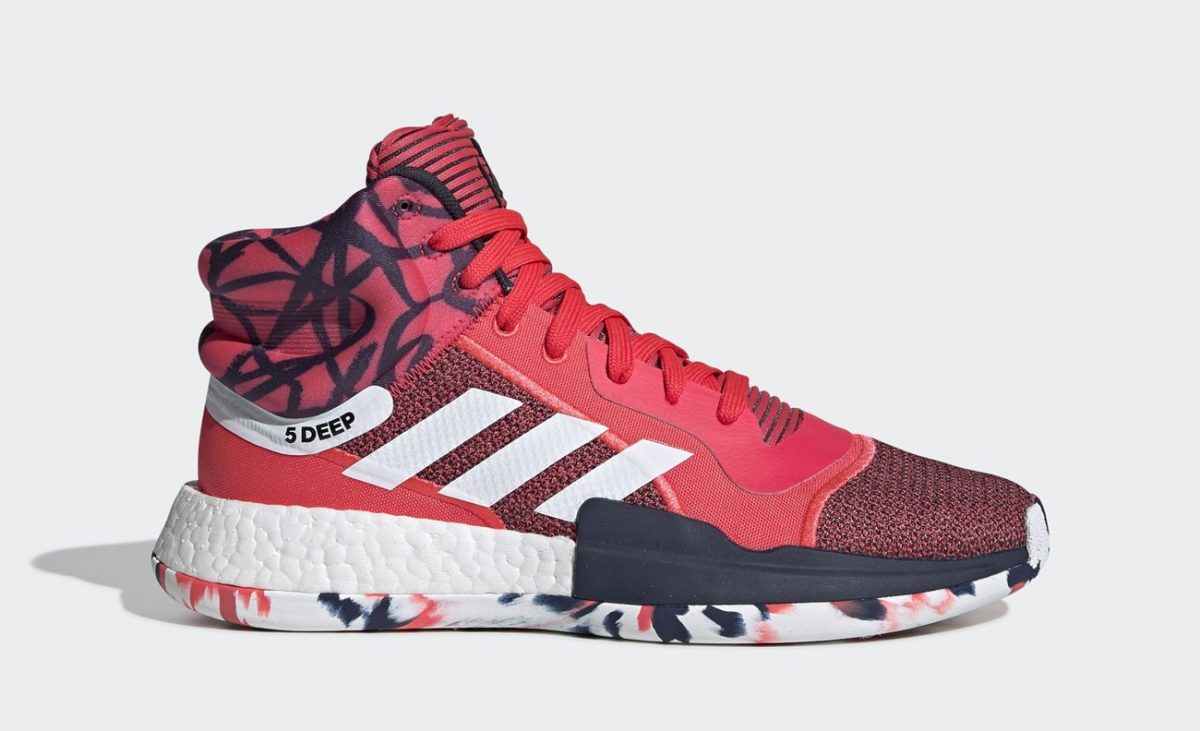Official Looks at the John Wall x adidas Marquee BOOST Mid