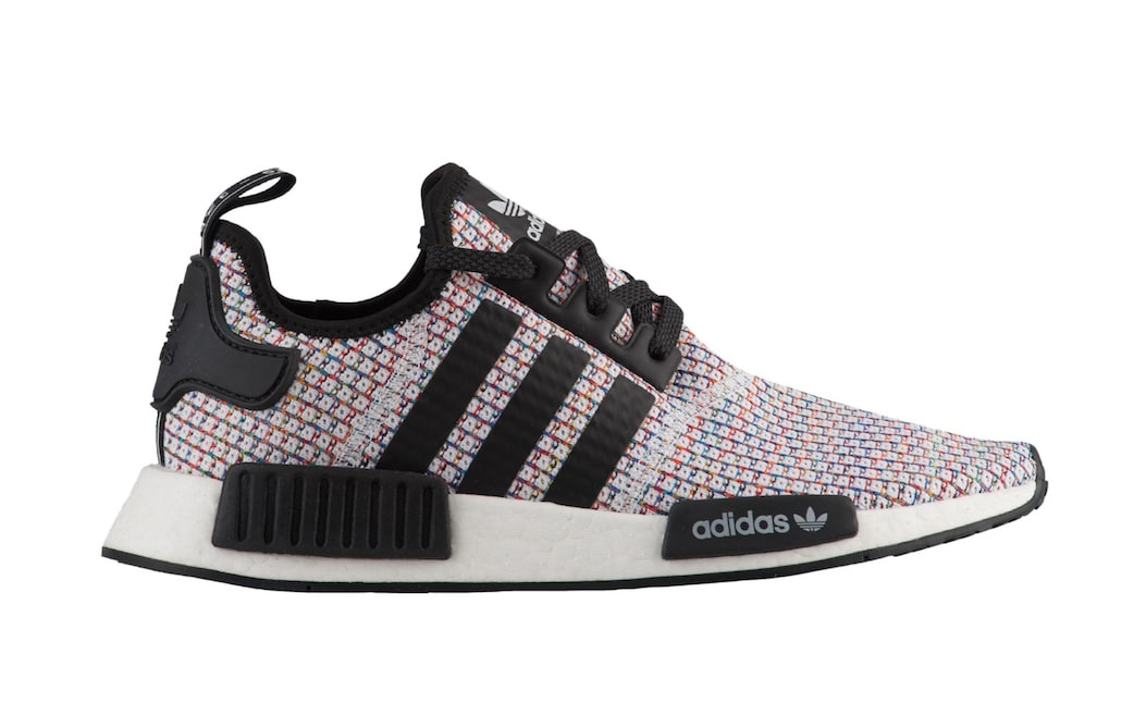 "Available Now // adidas NMD R1 ""Rainbow"""