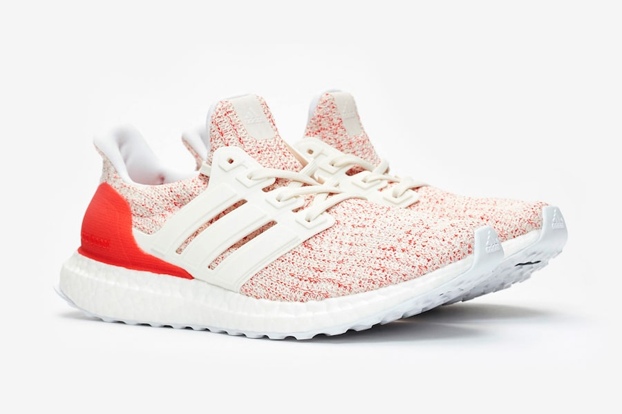 "The ""Active Red"" Ultra BOOST Drops Next Week!"