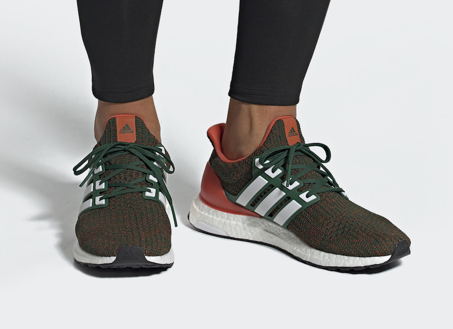 The adidas Ultra BOOST 4.0 \