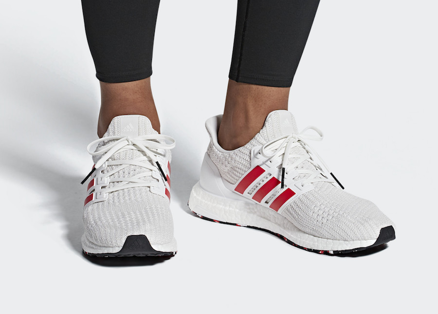 f33eecab Three Stripes Set to Rock Red this December - HOUSE OF HEAT ...