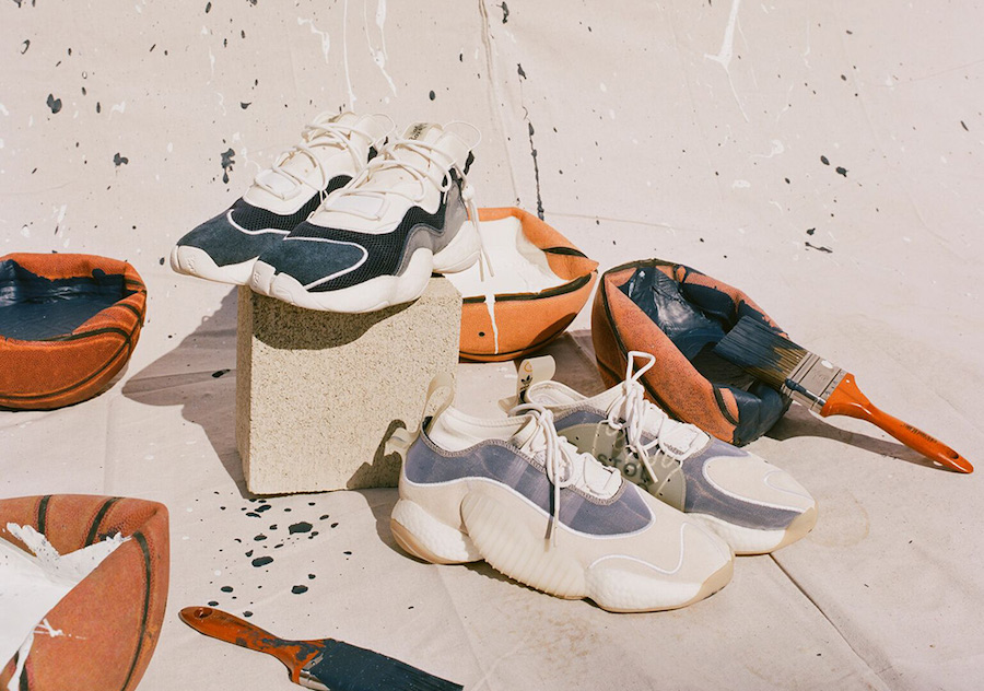 2b84d1acabe Bristol Studio Unveil their adidas Crazy BYW Collection - HOUSE OF ...