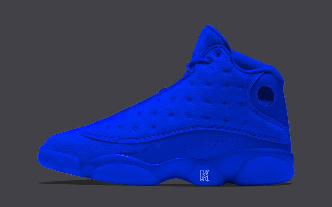 "Concept Lab // Air Jordan 13 ""Blue Devil"""