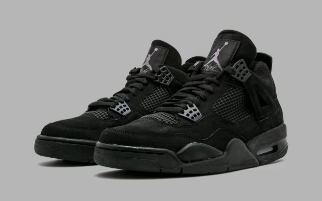 "5b7cddafa948da The ""Black Cat"" Jordan 4 is Now Scheduled for February 2020"
