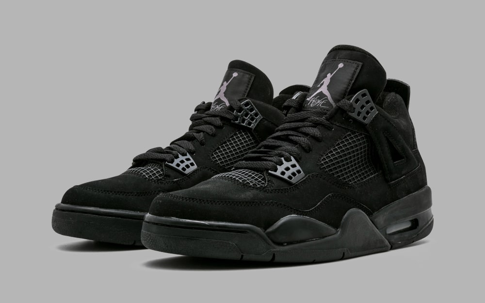 "The ""Black Cat"" Jordan 4 to Return in 2019"