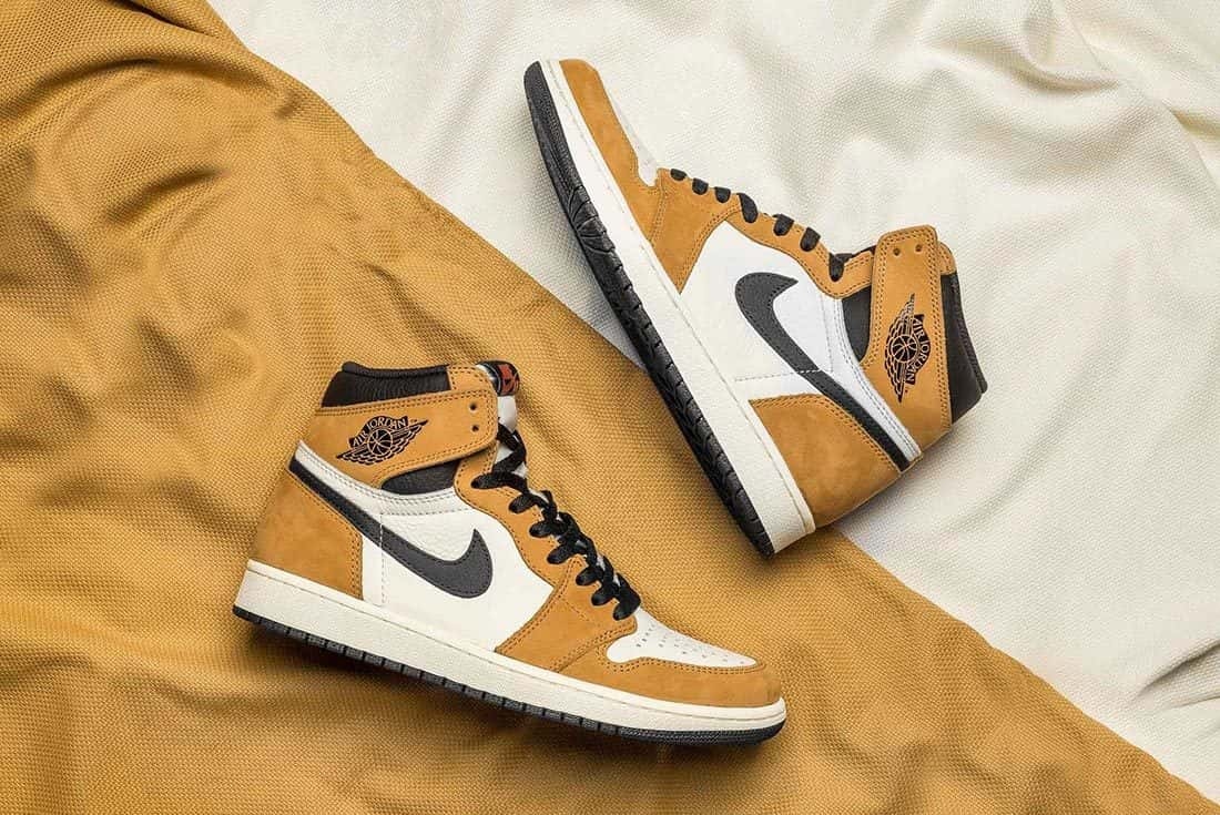 "Where to Buy the Air Jordan 1 ""Rookie of the Year"""