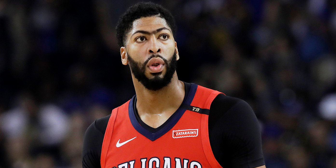 "Anthony Davis Says He Has to ""Play Almost Perfect Every Night"" for the Pels 637aa96b6"
