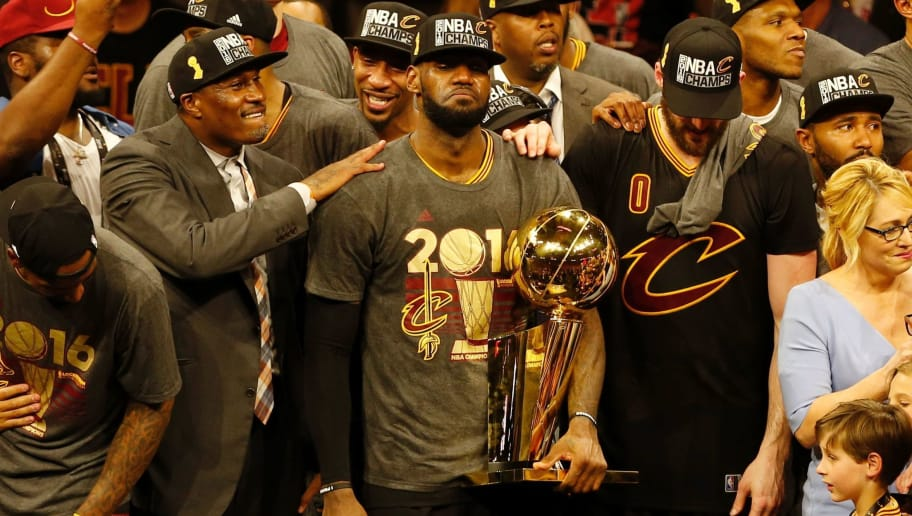 7 Best Moments of LeBron James' Cavs Career