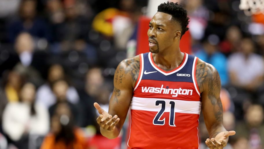 New Details Emerge on Dwight Howard's Alleged Transgender Affair