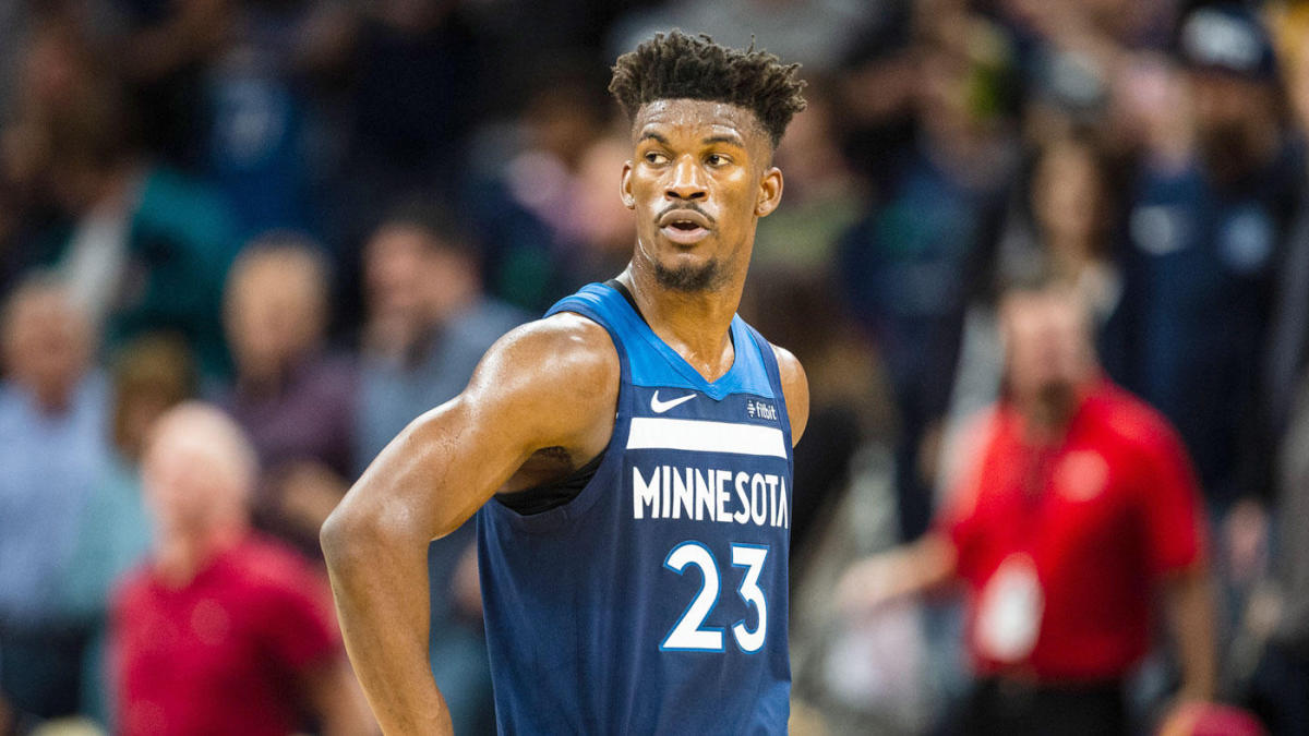 "Jimmy Butler: ""What Are They Going to Do When I Show Up and Hoop on Friday?"""