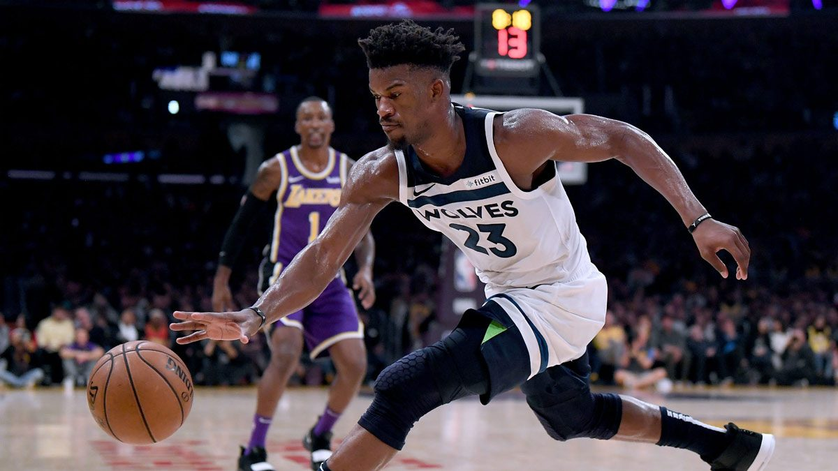 Jimmy Butler has Been Traded to Philly in a Move No One Saw Coming