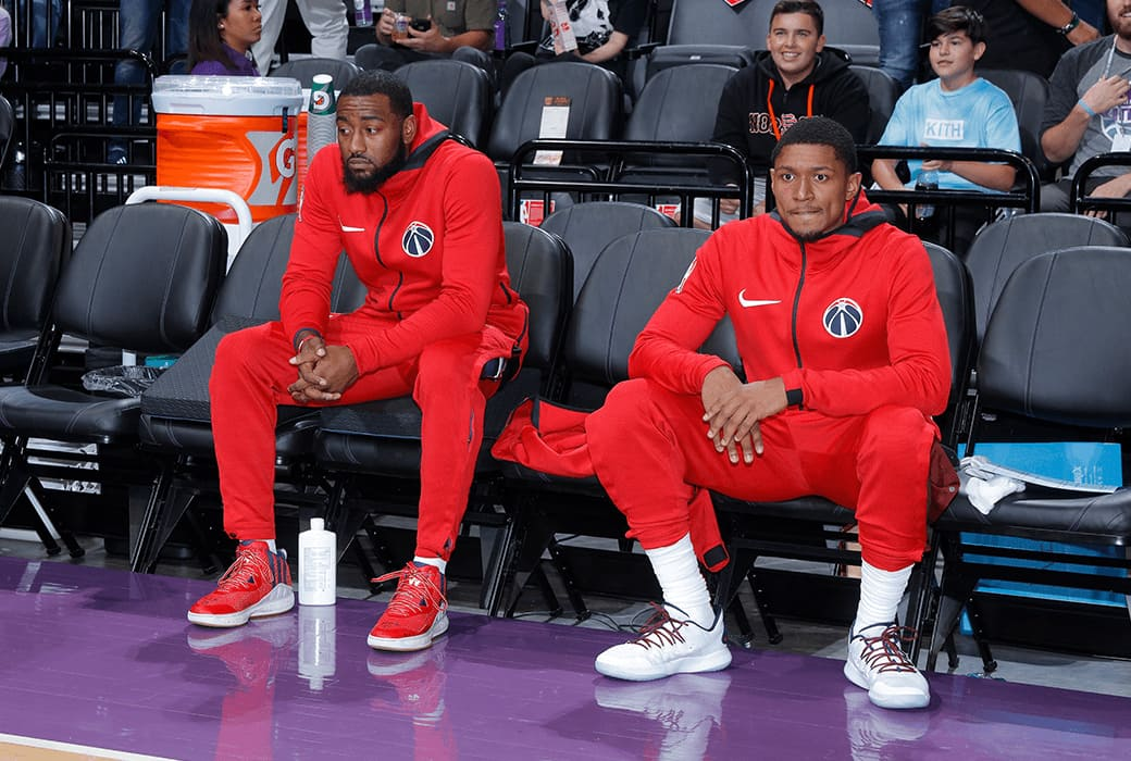 Wizards Showing 'Willingness' to Trade John Wall and Bradley Beal