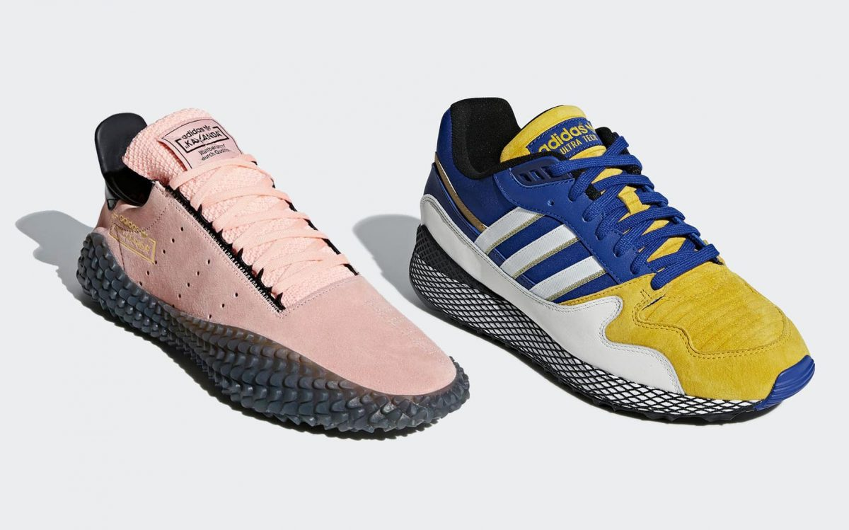 Where to Buy the Majin Buu and Vegeta adidas x Dragon Ball Z Pack