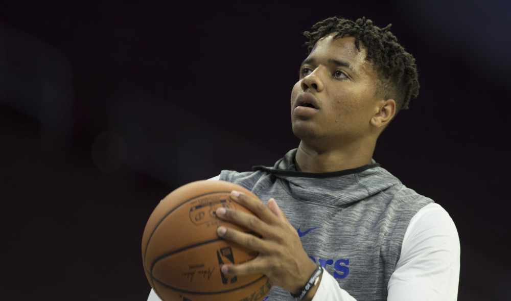 Report // Markelle Fultz Wants Out of Philly