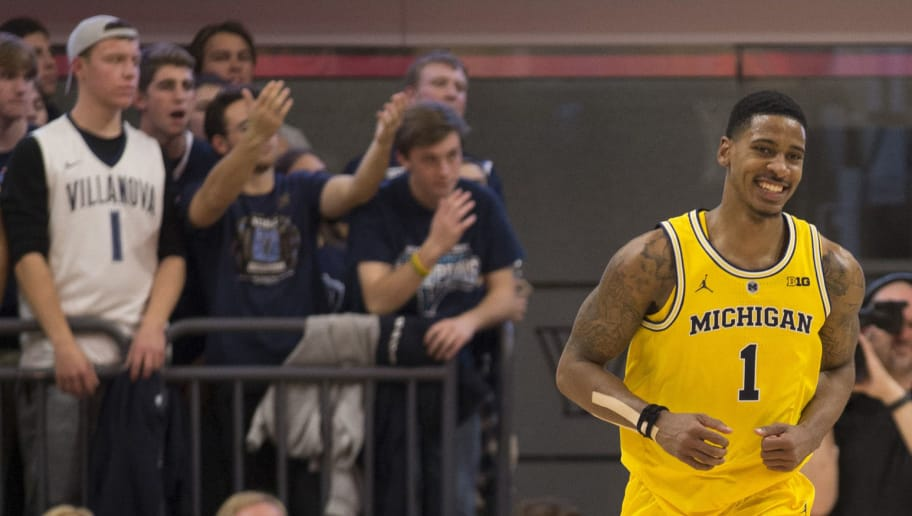 No. 18 Michigan Destroy No. 8 Villanova in National Championship Rematch