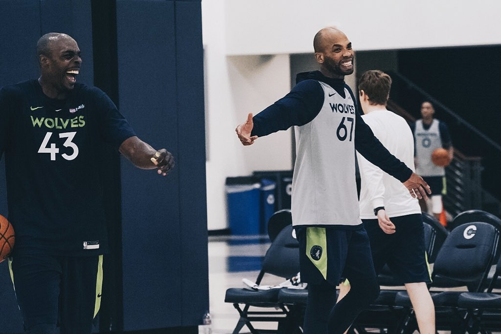 Wolves are Clearly Trolling Jimmy Butler in Latest Practice Photo