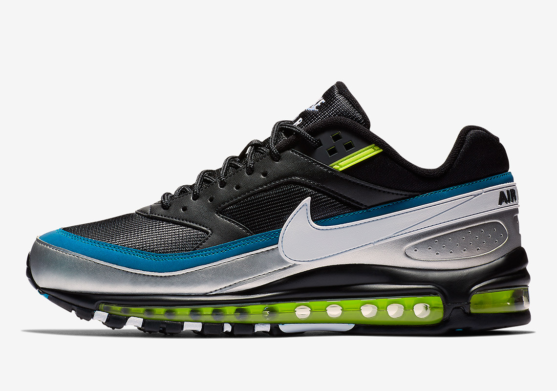 uk availability 341a1 3b624 Nike Air Max 97 BW