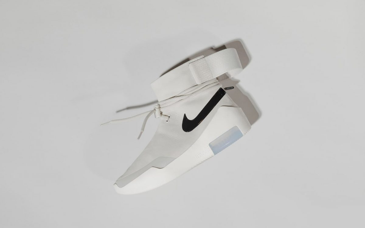 super popular 594f7 4e4f8 A First Look at the Nike Fear of God SA