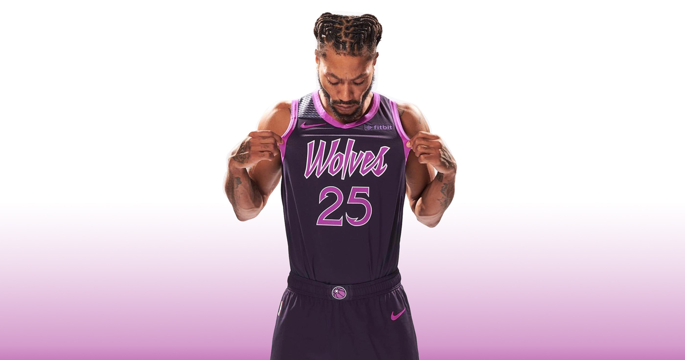 """Nike's 2018/19 NBA """"City Edition"""" Uniforms Are Here, Paying Tribute to Prince and Biggie Smalls"""