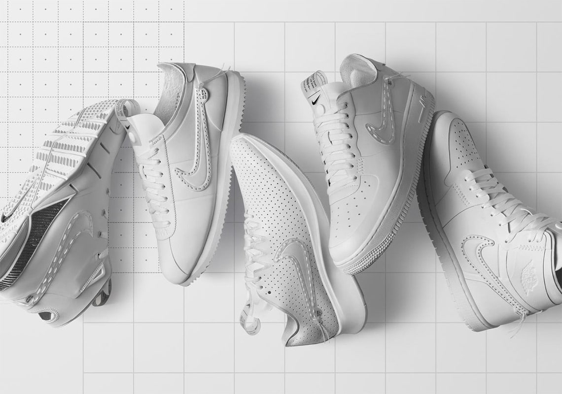 "Nike Celebrates New NYC Store With ""Noise Cancelling"" Collection"