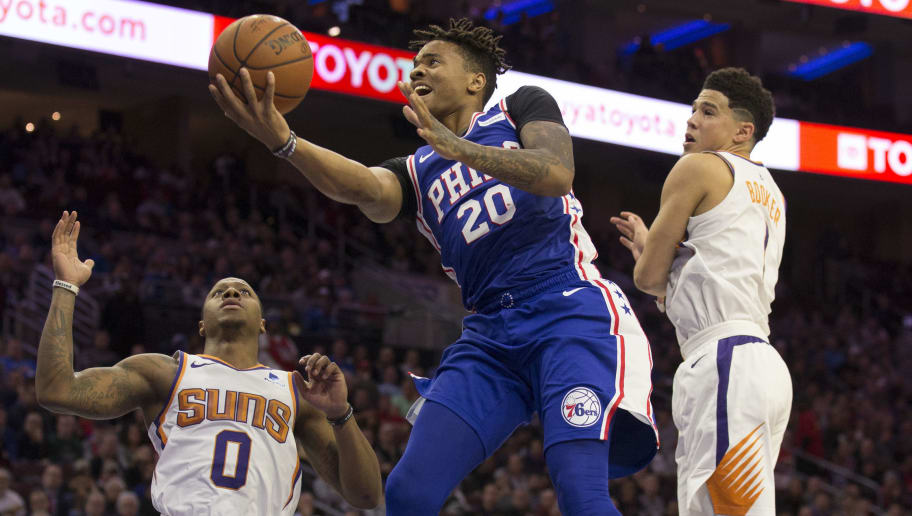 REPORT // Cavs and 76ers in Talks Over Potential Markelle Fultz Trade