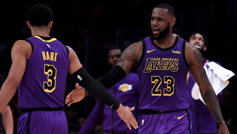 LeBron James is Simply Better When He Plays With Josh Hart