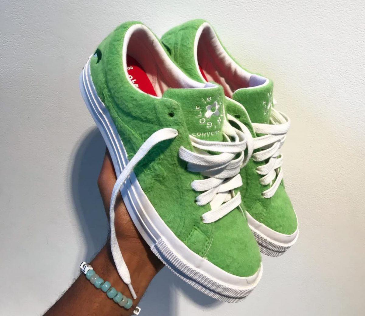 """Tyler, the Creator Teases """"Grinch"""" Converse Collab"""