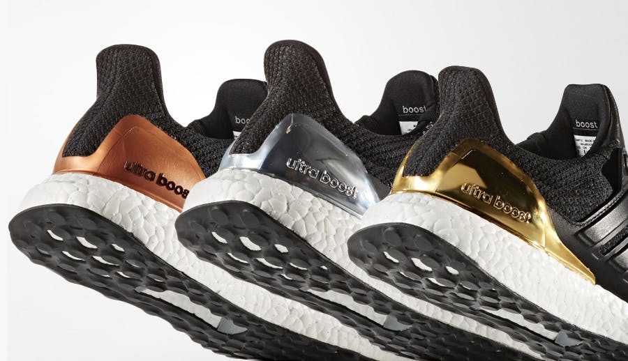 "adidas Ultra BOOST ""Medal Pack"" Returns on Black Friday"