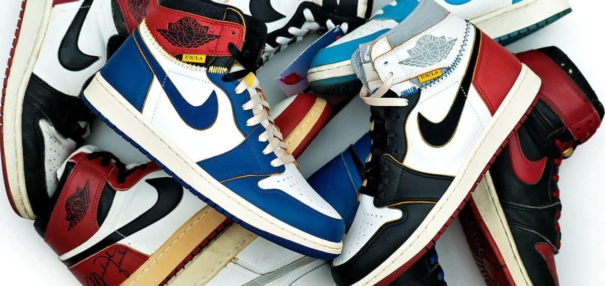 It Took Nine Attempts to Nail Down the Union x Air Jordan 1