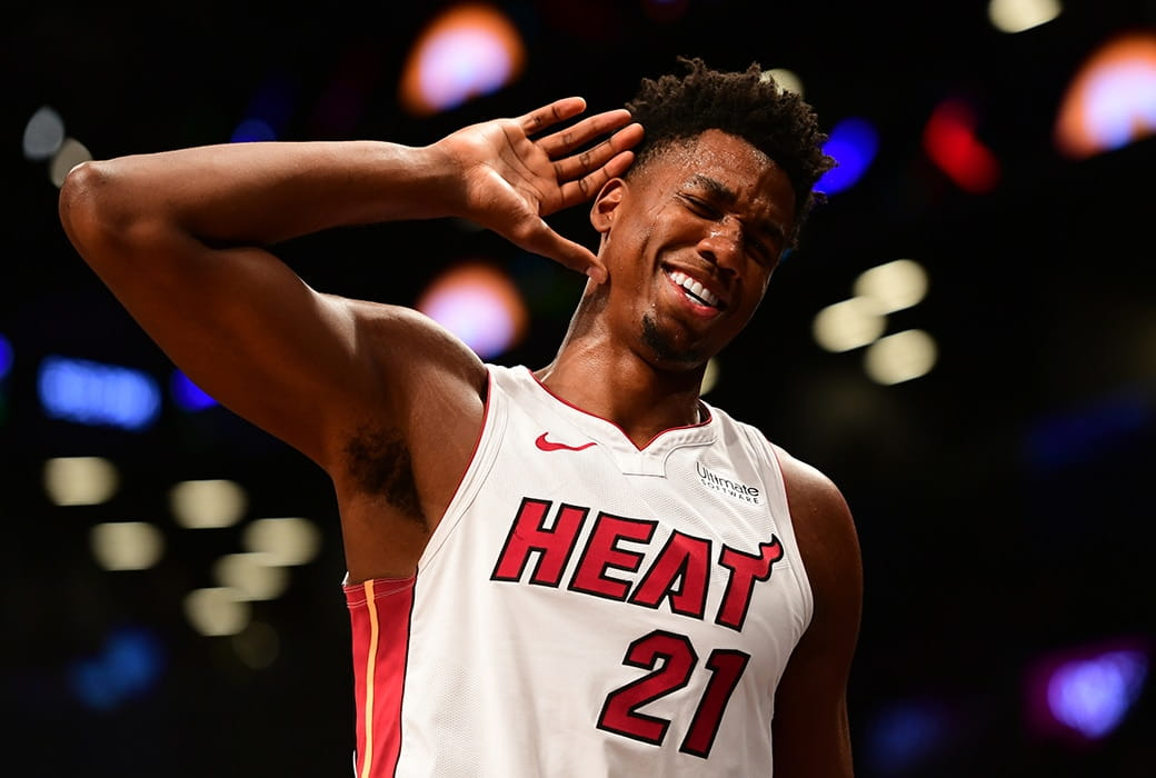 Hassan Whiteside's $50K Assault Rifle Was Stolen From His Unlocked Car