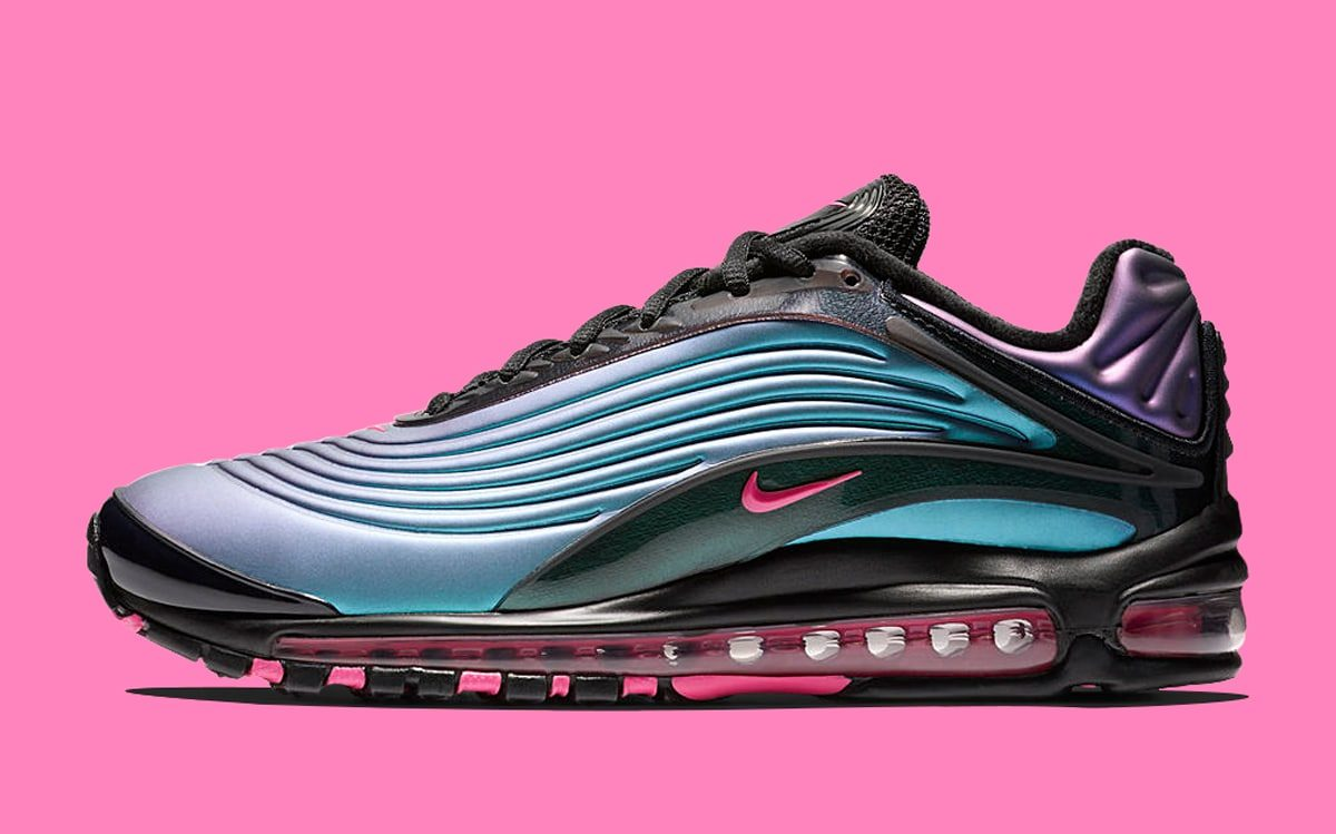 "Four ""Purple Iridescent"" Air Max Icons Arriving in 2019"